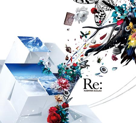 KASHIWA Daisuke『Re:』ジャケット