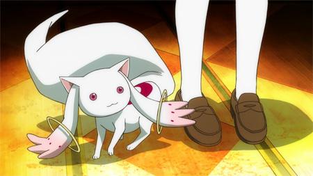 『劇場版 魔法少女まどか☆マギカ[前編]/始まりの物語』©Magica Quartet/Aniplex・Madoka Movie Project