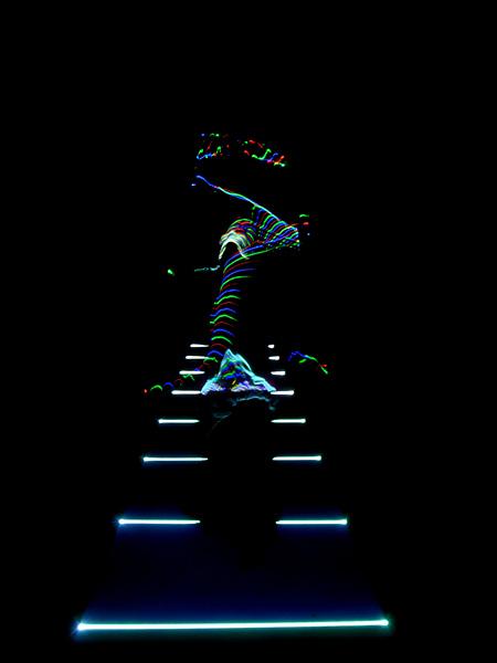 梅田宏明『split flow』 2011年