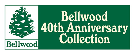 『Bellwood 40th Anniversary Collection』ロゴ