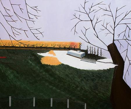 鈴木星亜『絵が見る世界12_06』 2012年 130.3×194.0cm ©Seia Suzuki courtesy of Ai Kowada Gallery