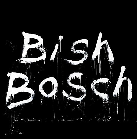 スコット・ウォーカー『Bish Bosch』ジャケット