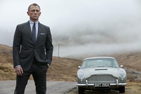 『007 スカイフォール スペシャル・プレゼンテーション 〜007 シリーズ誕生50周年記念〜』Skyfall ©2012 Danjaq, LLC, United Artists Corporation, Columbia Pictures Industries, Inc. All rights reserved.
