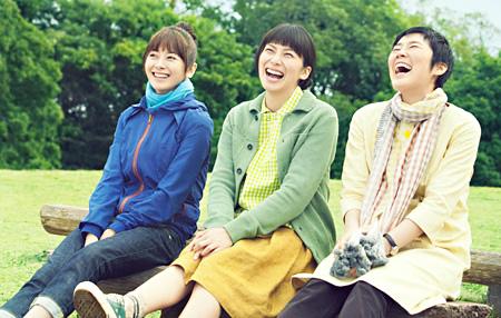 『すーちゃん まいちゃん さわ子さん』©2012 映画『すーちゃん まいちゃん さわ子さん』製作委員会