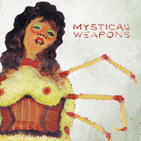 MYSTICAL WEAPONS『MYSTICAL WEAPONS』ジャケット
