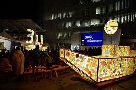 『六本木アートナイト2012』の模様 ©2012 六本木アートナイト実行委員会