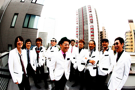 東京スカパラダイスオーケストラとハナレグミ