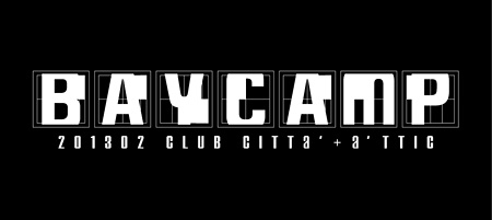 『BAYCAMP 201302』ロゴ