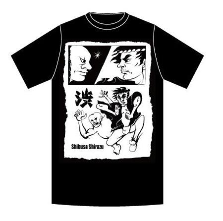 ディスクユニオン限定でセット販売されるTシャツのイメージ画像