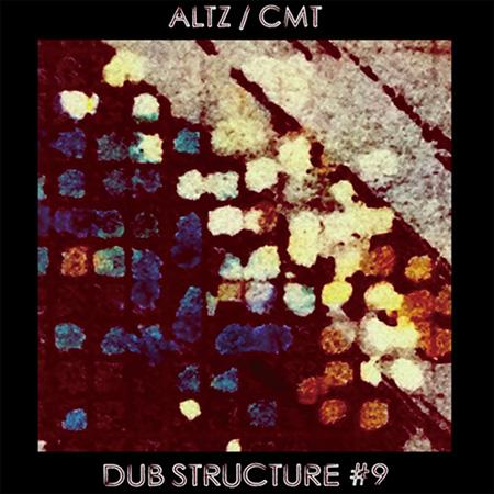 DUB STRUCTURE #9『Coast to Coast remix』ジャケット