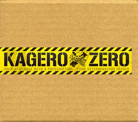 KAGERO『KAGERO ZERO』ジャケット