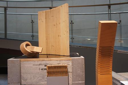 『スイス・デザイン賞展』会場風景