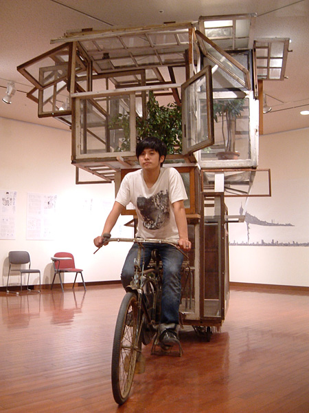 坂口自邸 2009 年