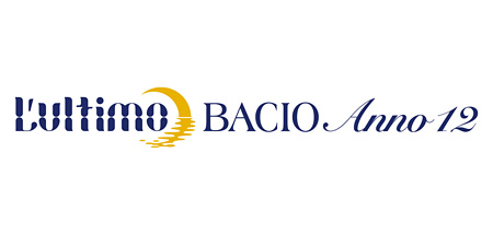 『L'ULTIMO BACIO Anno 12』ロゴ