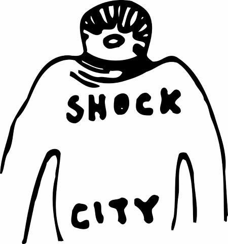 SHOCK CITYロゴ
