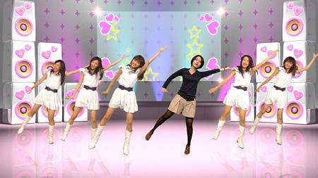 オリジナル体験型作品『Be the Idol!』から 東京女子流「おんなじキモチ」