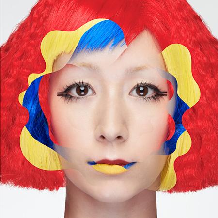 木村カエラ『Sync』初回限定盤ジャケット