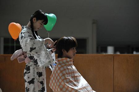 『今日、恋をはじめます』 ©2012映画『今日、恋をはじめます』製作委員会 ©水波風南/小学館