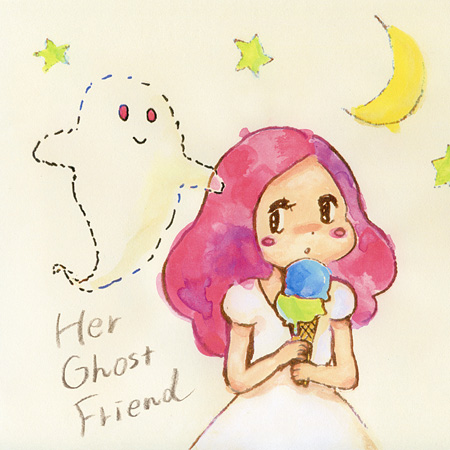Her Ghost Friend
