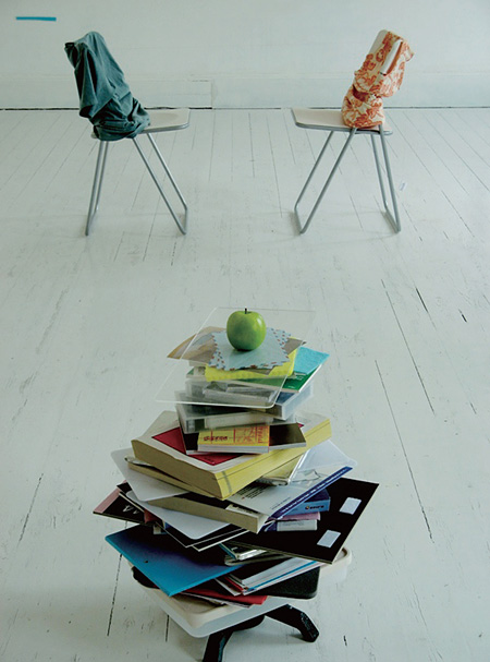 三田村光土里『Art & Breakfast Stockholm』2006年 Studio RAKETA/ストックホルム、スウェーデン