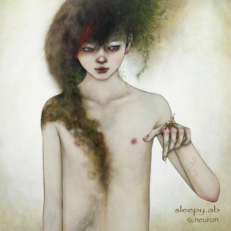 sleepy.ab『neuron』ジャケット