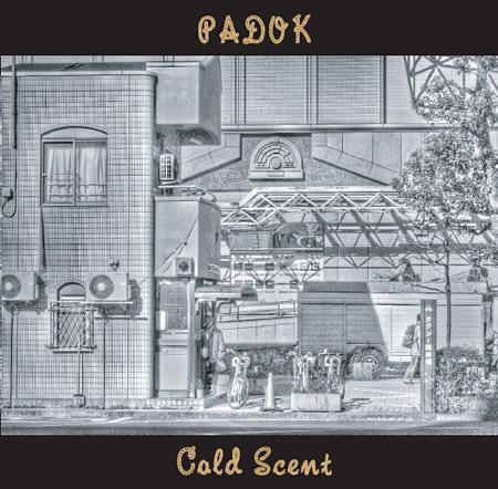 PADOK『Cold Scent』ジャケット