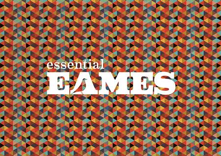 『essential EAMES』イメージビジュアル