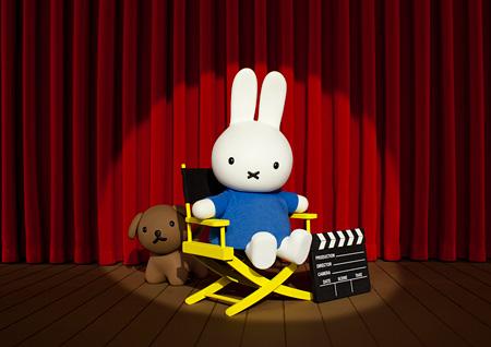 『劇場版ミッフィー どうぶつえんで宝さがし』 ©copyright Mercis bv/Telescreen Filmproducties