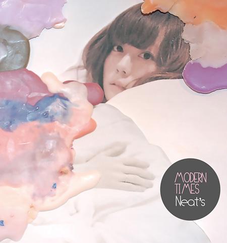 Neat's『MODERN TIMES』(CD+DVD)ジャケット
