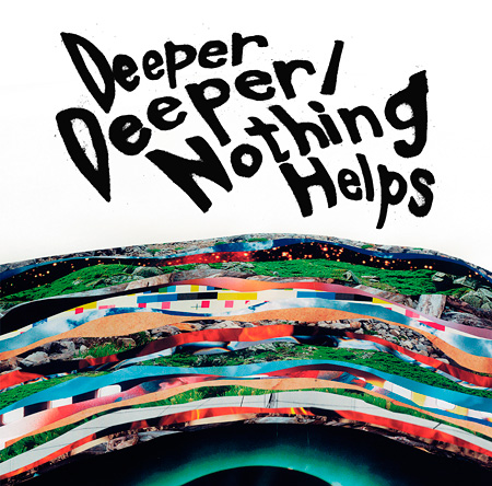 ONE OK ROCK『Deeper Deeper/Nothing Helps』ジャケット