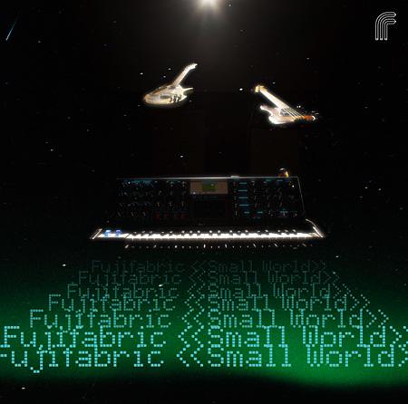 フジファブリック『Small World』初回生産限定盤および通常盤ジャケット
