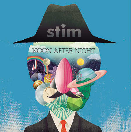 stim『NOON AFTER NIGHT』ジャケット