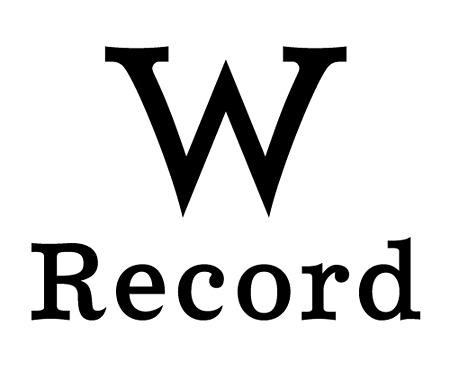 W Recordロゴ