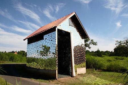 行武治美『再構築』2006年(参考図版)