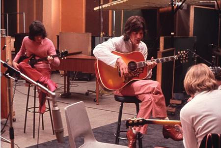 『ワン・プラス・ワン』©Cupid Productions Ltd. 1970