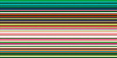 『STRIP(926-6)』 2012 Unique digital print mounted between Aludibond and Perspex (Diasec) 150 x 300 cm