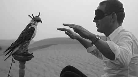 クリスチャン・ヤンコフスキー『ドバイの瞳』2012年 Christian JANKOWSKI, The Eye of Dubai, 2012 ©Jörg Reichert