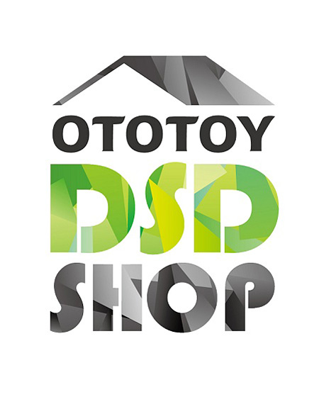 『OTOTOY DSD SHOP』ロゴ