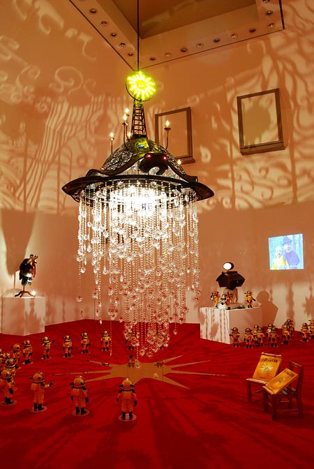 『ファンタスマゴリア』2007 ©YANOBE Kenji
