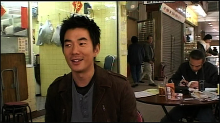 『映画監督 ジョニー・トー 香港ノワールに生きて』 ©crescendo films 2010