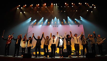 2012年11月9日に東京・渋谷のNHKホールで開催された『秋の大演奏会』より