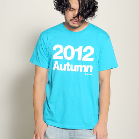 「2012 Autumn T-Shirt」PARCO限定ver ©khara