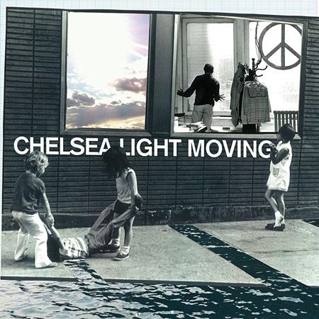 Chelsea Light Moving『Chelsea Light Moving』ジャケット