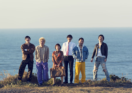劇団鹿殺し『BONE SONGS』イメージビジュアル 写真:江森康之