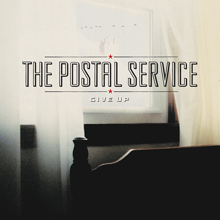 THE POSTAL SERVICE『「GIVE UP」10th Anniversary Edition』ジャケット
