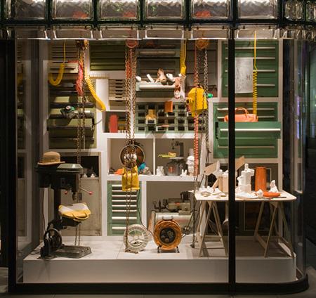 Photo: Satoshi Asakawa / Courtesy of Hermès Japon