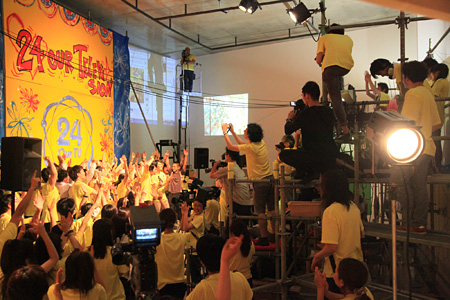 Photo: Nadegata Instant Party(『24 OUR TELEVISION』2010)