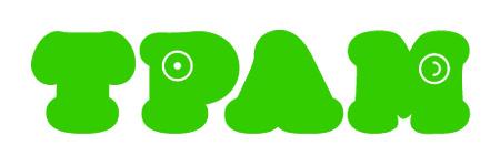 『TPAM』ロゴ