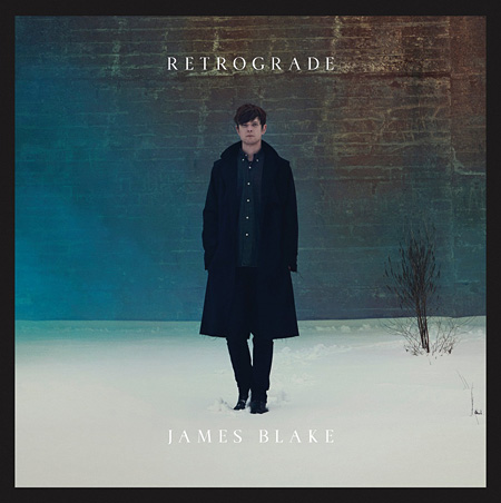 JAMES BLAKE『Retrograde』ジャケット