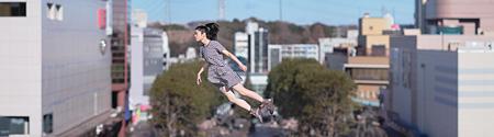 Today's Levitation 06/01/2011 ©Natsumi Hayashi, Courtesy MEM